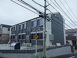 京王線 高幡不動駅 徒歩14分の賃貸アパート