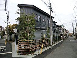京王線 芦花公園駅 徒歩10分の賃貸アパート