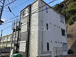 京急本線 汐入駅 徒歩4分の賃貸アパート