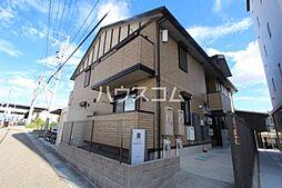 名鉄三河線 土橋駅 徒歩6分の賃貸アパート