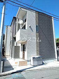 名古屋市営東山線 八田駅 徒歩10分の賃貸アパート