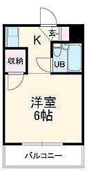 貝津駅 2.3万円