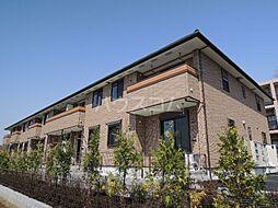 小田急小田原線 町田駅 バス20分 常盤下車 徒歩8分の賃貸アパート