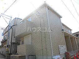 東急東横線 祐天寺駅 徒歩7分の賃貸アパート