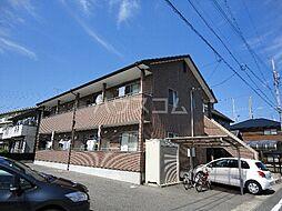 名鉄豊田線 梅坪駅 徒歩8分の賃貸アパート