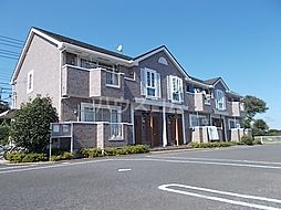 JR成田線 成田駅 バス20分 日吉倉入口下車 徒歩4分の賃貸アパート