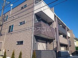 東武東上線 成増駅 バス12分 土支田二丁目下車 徒歩6分の賃貸アパート
