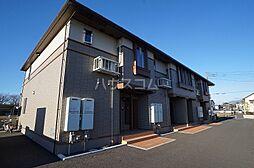 東武桐生線 新桐生駅 徒歩13分の賃貸アパート