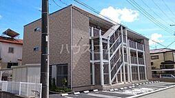 JR成田線 成田駅 徒歩20分の賃貸アパート