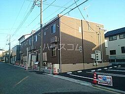 京成本線 勝田台駅 徒歩14分の賃貸アパート