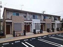 JR成田線 成田駅 バス26分 三里塚小学校前下車 徒歩11分の賃貸アパート