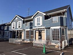 JR成田線 成田駅 バス22分 七栄三又路下車 徒歩3分の賃貸アパート