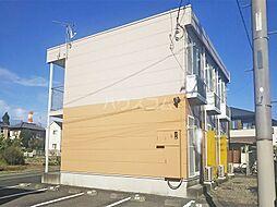 JR両毛線 前橋駅 バス31分 下新田入口下車 徒歩7分の賃貸アパート