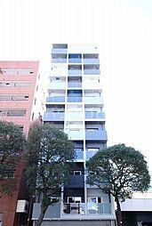 東京メトロ有楽町線 江戸川橋駅 徒歩7分の賃貸マンション 8階1Kの間取り