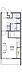 間取り,1K,面積23.18m2,賃料2.8万円,東武伊勢崎線 足利市駅 徒歩15分,,栃木県足利市朝倉町3丁目4-17