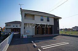 JR上越線 群馬総社駅 徒歩18分の賃貸アパート