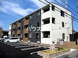 東武伊勢崎線 春日部駅 徒歩13分の賃貸アパート