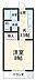 間取り,1K,面積26.49m2,賃料5.2万円,JR埼京線 武蔵浦和駅 徒歩19分,,埼玉県さいたま市南区内谷4丁目