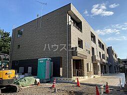 小田急小田原線 町田駅 バス22分 上山崎下車 徒歩5分の賃貸アパート