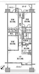 JR京浜東北・根岸線 横浜駅 徒歩12分の賃貸マンション