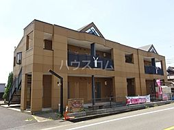 JR関西本線 加佐登駅 徒歩7分の賃貸アパート