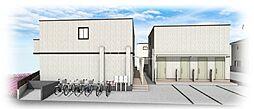 京王線 仙川駅 徒歩13分の賃貸アパート