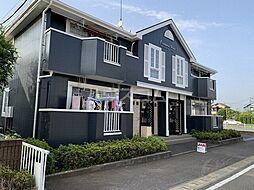 JR成田線 成田駅 バス25分 宮下下車 徒歩8分の賃貸アパート