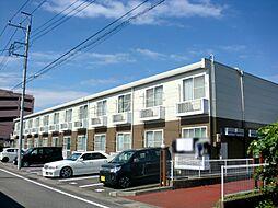 JR両毛線 新前橋駅 徒歩30分の賃貸アパート