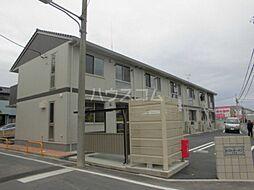 湘南新宿ライン高海 新前橋駅 バス15分 総社神社南(群馬中央)下車 徒歩9分の賃貸アパート