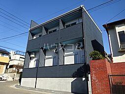 JR武蔵野線 新八柱駅 徒歩12分の賃貸アパート