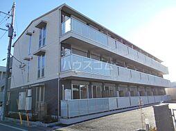 JR中央線 豊田駅 徒歩15分の賃貸アパート