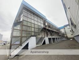 札幌市営東西線 新さっぽろ駅 徒歩16分の賃貸アパート