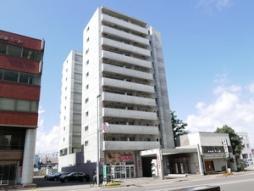 札幌市営東豊線 月寒中央駅 徒歩1分の賃貸マンション