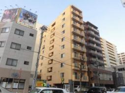 札幌市営東豊線 豊水すすきの駅 徒歩4分の賃貸マンション
