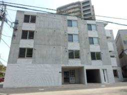 札幌市電2系統 ロープウェイ入口駅 徒歩3分の賃貸マンション