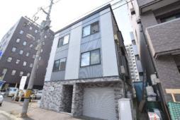 札幌市営東西線 バスセンター前駅 徒歩2分の賃貸アパート