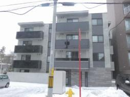 札幌市営東豊線 豊平公園駅 徒歩5分の賃貸マンション