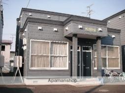 JR函館本線 手稲駅 バス29分 花畔団地下車 徒歩3分の賃貸テラスハウス