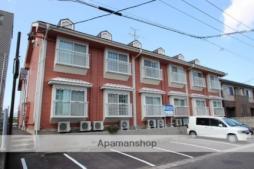 JR東北本線 郡山駅 バス15分 島西下車 徒歩8分の賃貸アパート