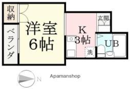新福井駅 2.4万円