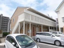 JR東海道本線 尾張一宮駅 徒歩19分の賃貸アパート