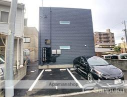 伊予鉄道市駅線 警察署前駅 徒歩4分の賃貸アパート