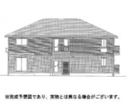 西鉄天神大牟田線 下大利駅 徒歩13分の賃貸アパート