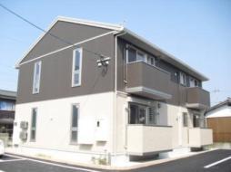 西鉄天神大牟田線 大善寺駅 徒歩3分の賃貸アパート