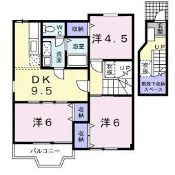 南久留米駅 6.1万円