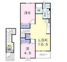 柳井駅 4.4万円
