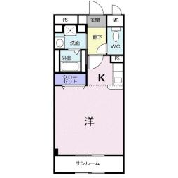 山本駅 4.5万円