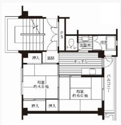 龍岡城駅 2.6万円
