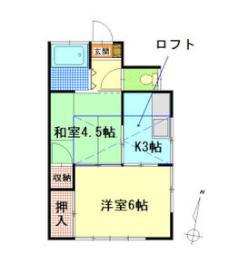 東飯能駅 4.3万円