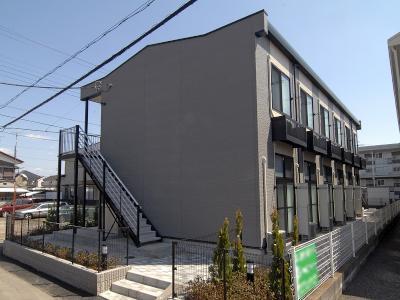 外観,1K,面積19.87m2,賃料5.9万円,JR常磐線 南柏駅 徒歩8分,,千葉県柏市今谷上町